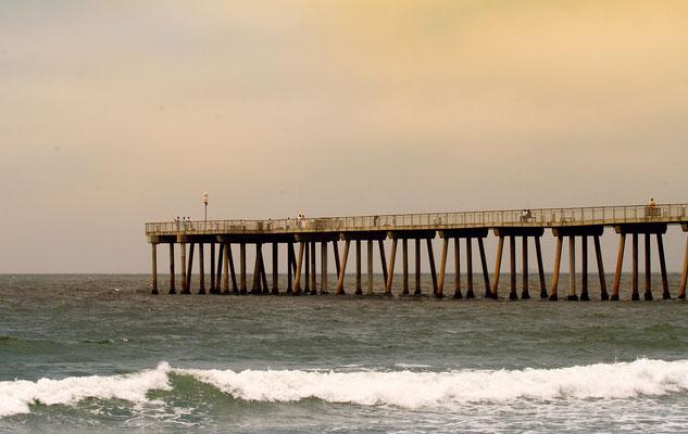 Hermosa Beach Kailfornien USA