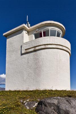 Leuchtturm von Kirkjuholsviti - Island