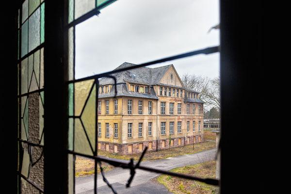 Blick auf die Kent school