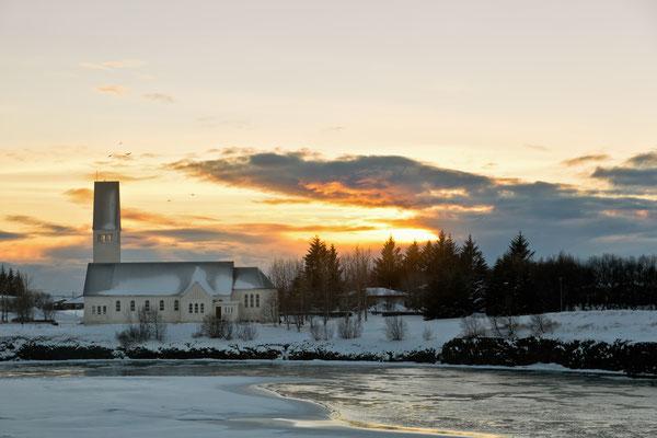 Kirche von Selfoss
