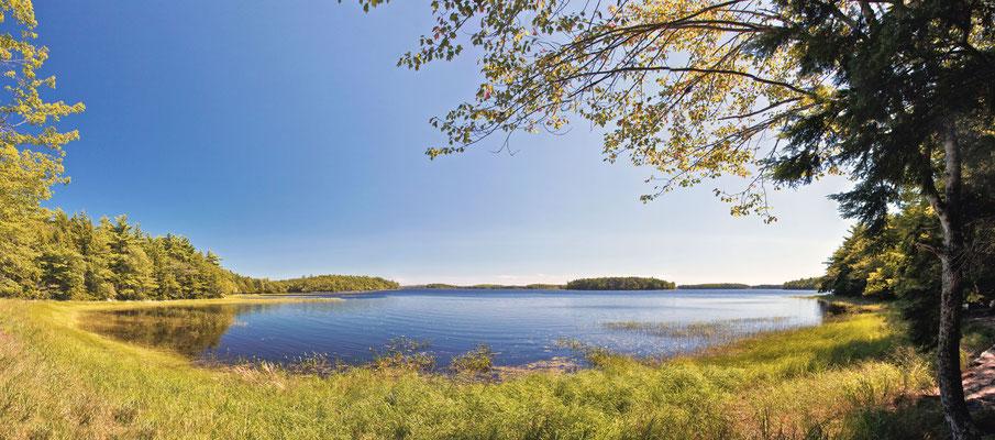 Großer See - Nova Scotia - Kanada