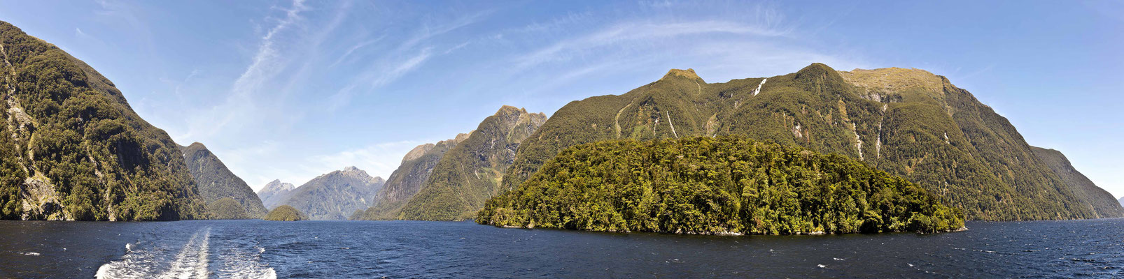 Doubtful Sound - Neuseeland / Südinsel