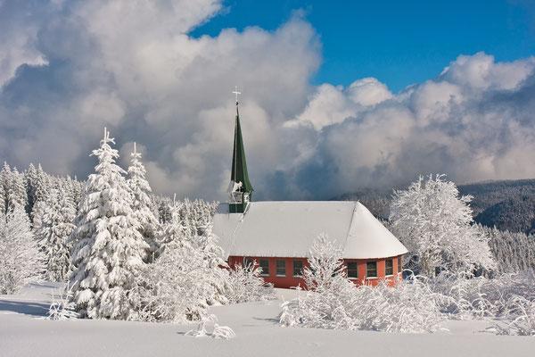 Kirche auf dem Kandel