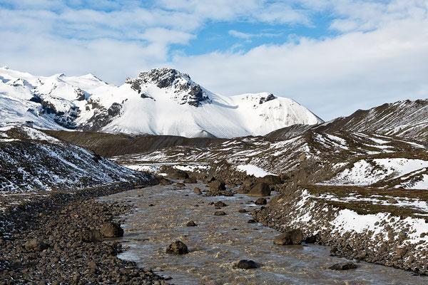 Gletscher Wasser