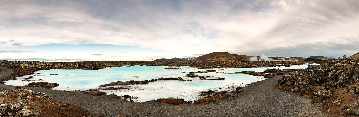 Blue Lagoon / Island