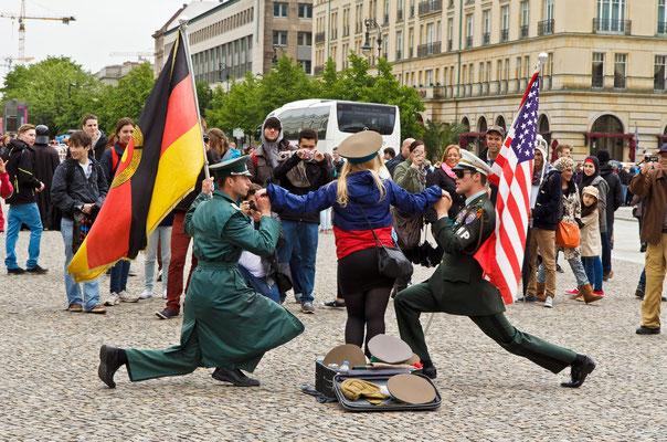 Deutsch ,amerikanische Freunschaft