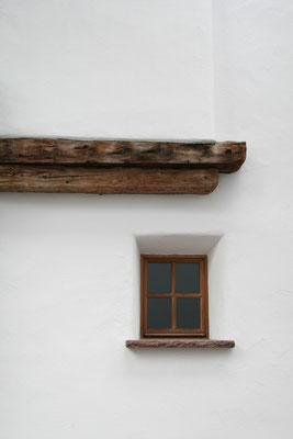 Das Fenster im Eck