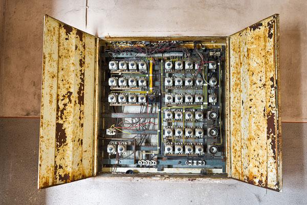 Stromkasten