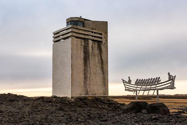Leuchtturm von Þorlákshöfn