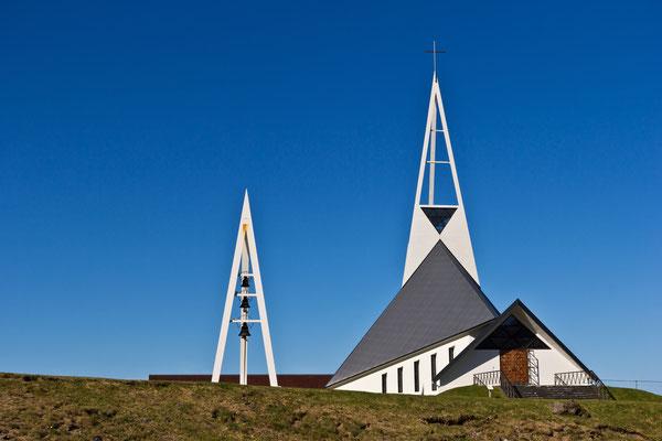 Kirche in Olafsvik