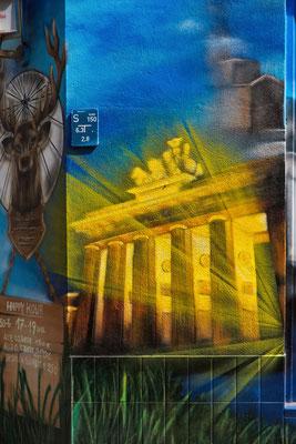 Brandenburger Tor ...