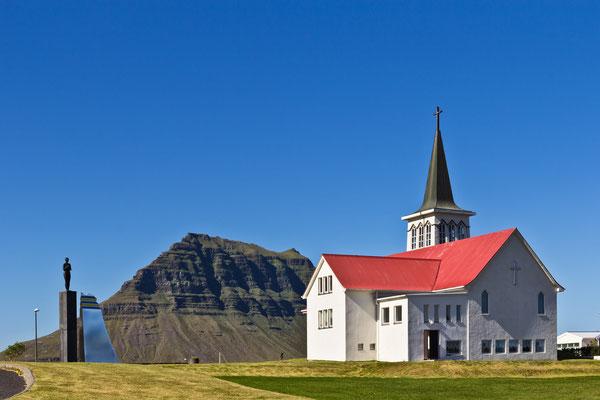 Kirche von Grundarfjörður