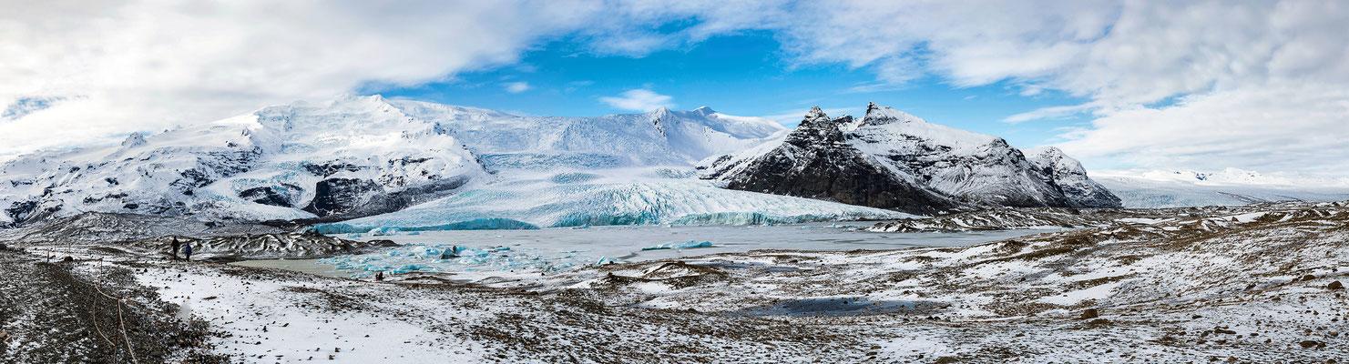 Jökulsárlón Gletscher