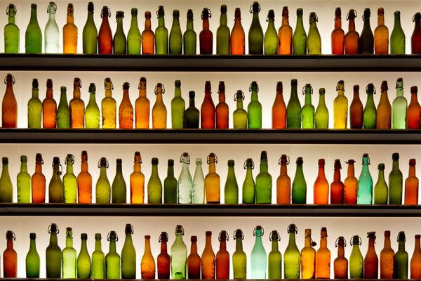 Flaschen ... Aufstand