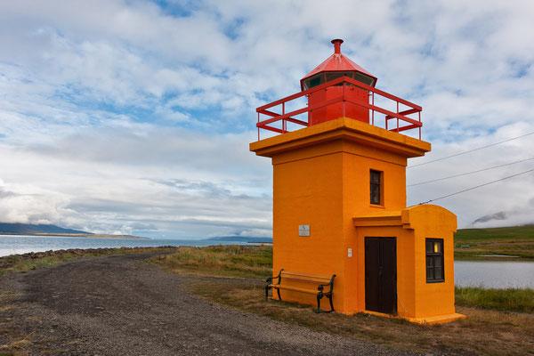 Leuchtturm Svalbardseyri - Island