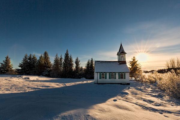 Kirche Pingvallkirkja