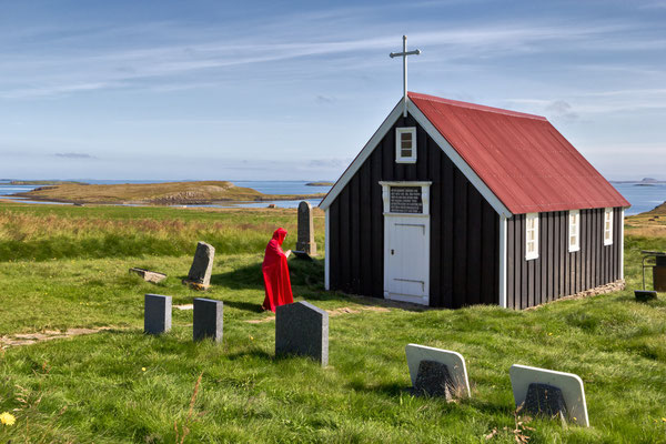 Red in Bjarnarhöfn