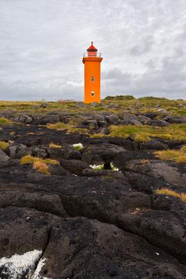 Leuchtturm von Stafnes - Island