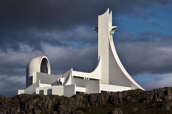 Kirche von Stykkishólmur