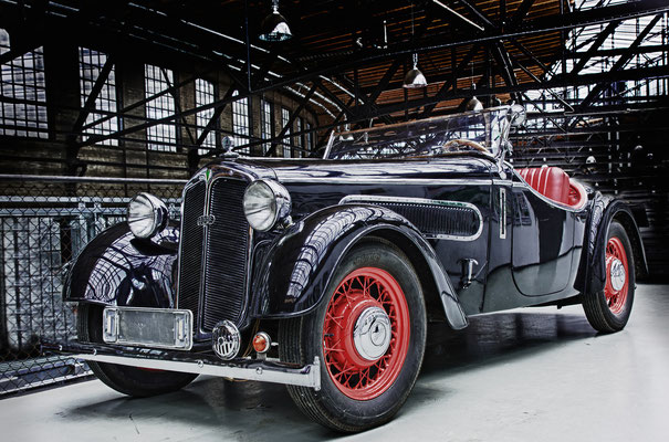 Fine old car