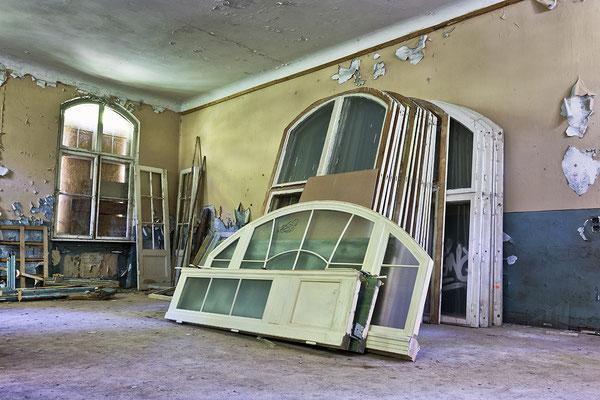 Archiv der Fenster