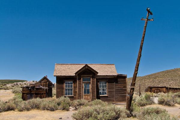 Geisterstadt Bodie in Nevada / USA