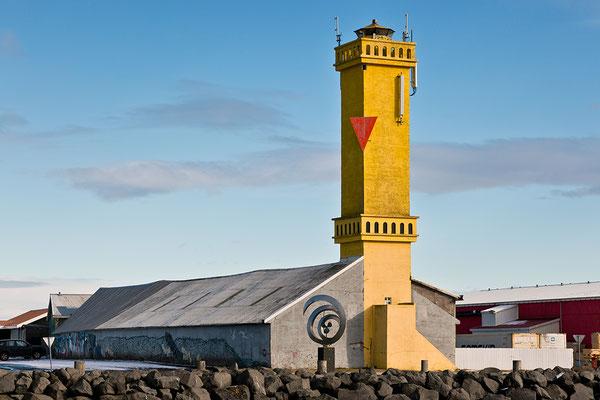 Leuchtturm von Sandgerði - Island