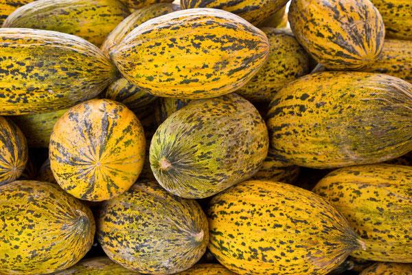 Melonenstapel