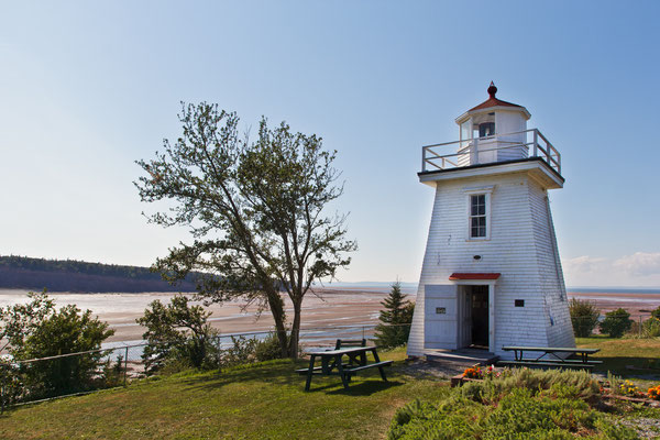 Walton Lighthouse , Nova Scotia Kanada