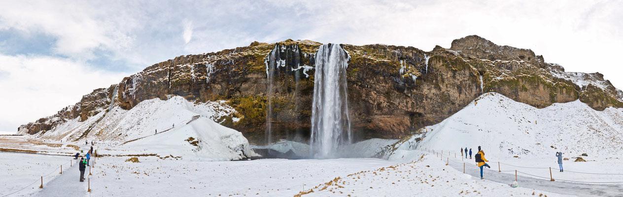 Seljalandsfoss - Island