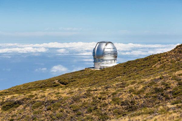 Roque-de-los-Muchachos-Observatorium