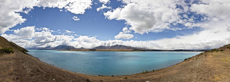Lake Tekapo - Neuseeland / Südinsel