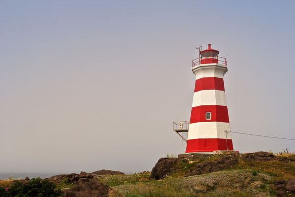 Brier Island - Western Light , Nova Scotia Kanada