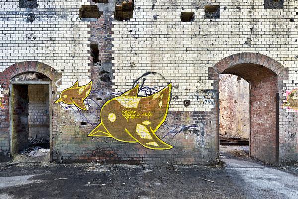 Beelitzer Heilstätten / Germany