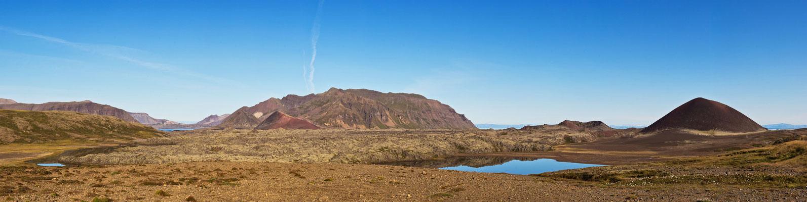 Unendliche Weite - Island