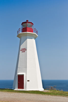 Cape George (Antigonish) Lighthouse, Nova Scotia