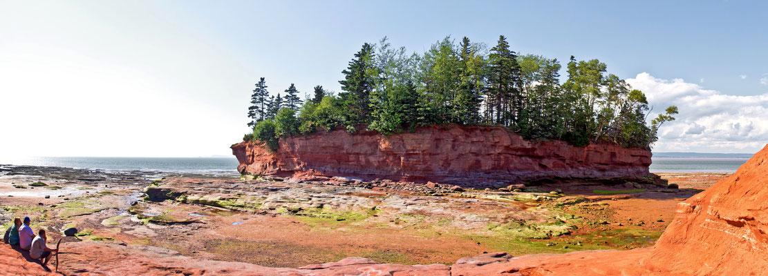 Minas Basin - Nova Scotia - Kanada