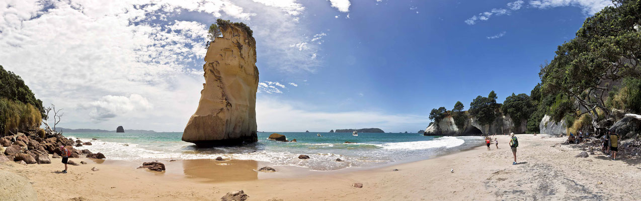 Cathedral Cove - Neuseeland / Nordinsel