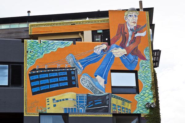 Wellington / New Zeeland