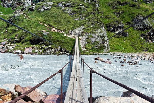 Wackel Brücke