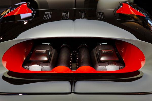 Bugatti Veyron 16.4 Super Sport .... 2.3 Millionen Euro