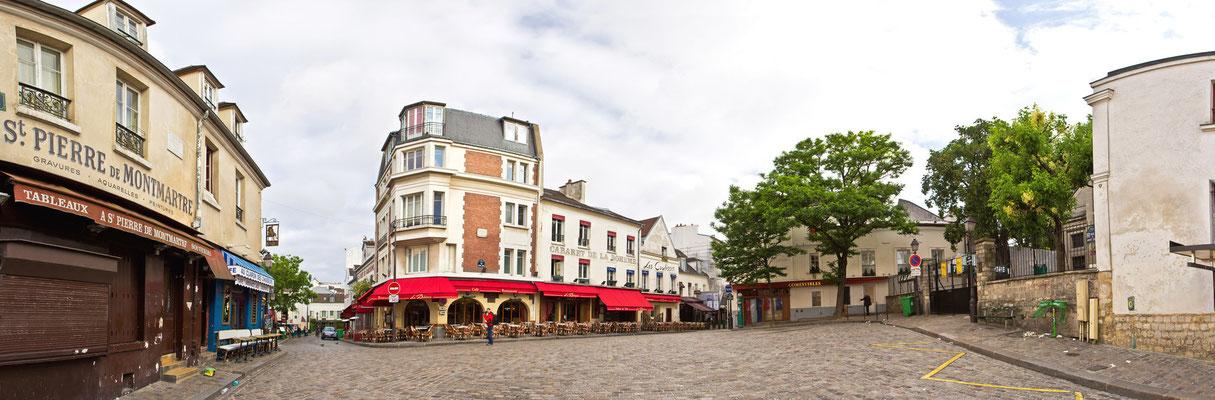 Montmartre - Paris - Frankreich