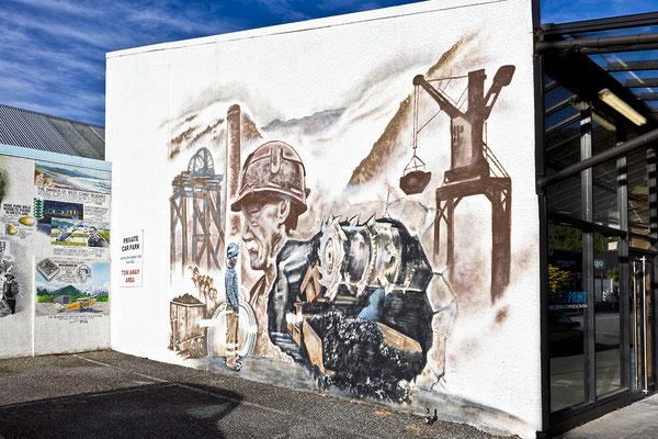 Greymouth / New Zeeland