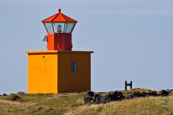 Leuchtturm von Öndverðarnes - Island