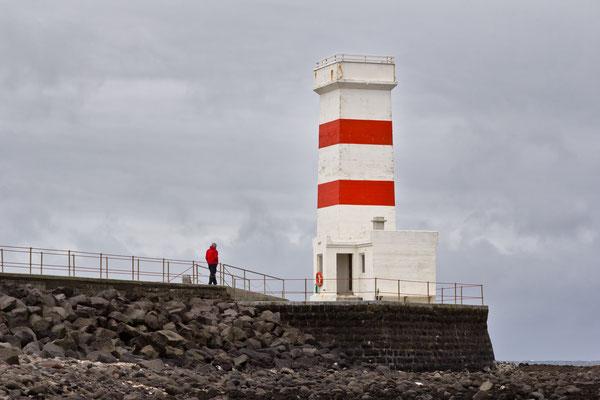 Alter Leuchtturm Garðskagi