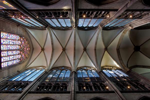 Dachgewölbe Kölner Dom