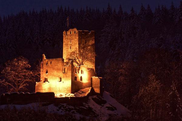 Burg Kastelburg / Waldkirch
