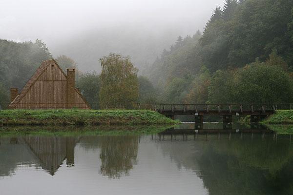 Nebel in Hagen