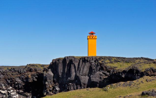 Leuchtturm von Svörtuloft