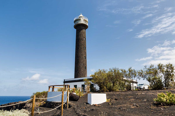 Lighthouse Faro de Punta Cumplida /La Palma / Kanaren